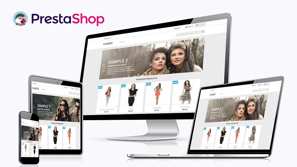 eshop 網上商店計劃 | 電腦版 + 手機版 (響應式網店)