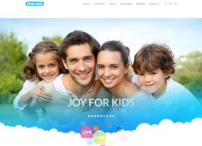 Blue Box 網站電腦版及手機版 HTML 製作
